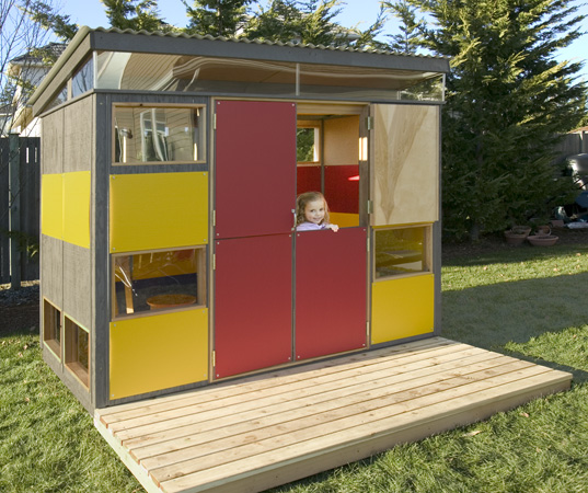 Modern play shed for Modern house roleplay