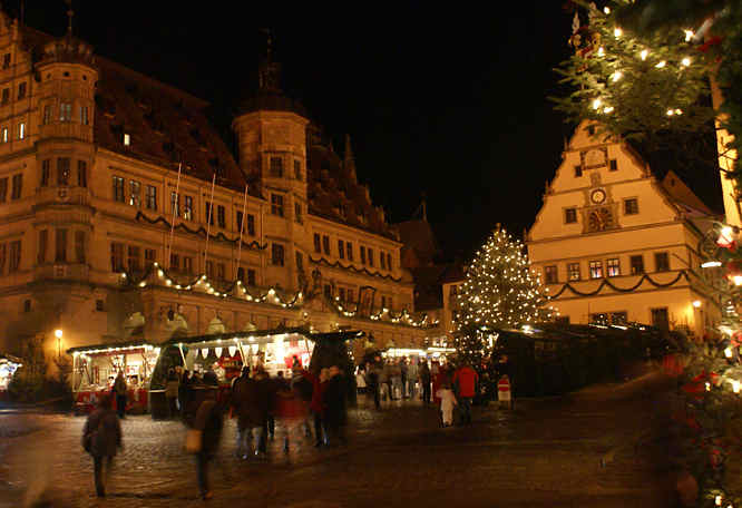 Rothenburg Christmas Market |