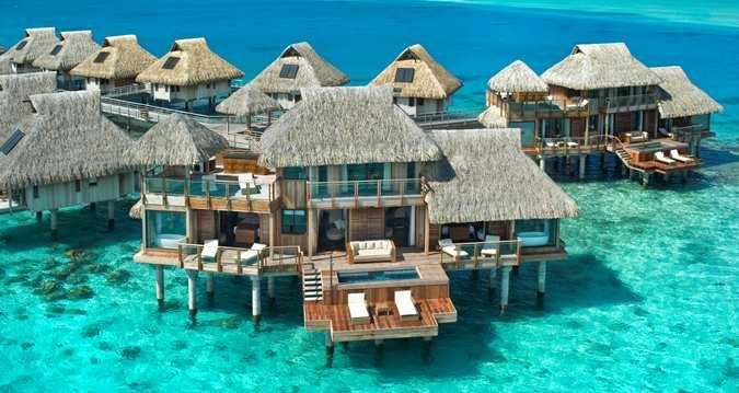 Presidential Overwater Villa